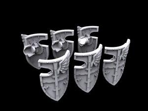 dark angels shields 6x
