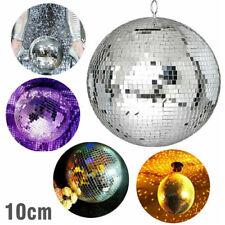 10cm Spiegelkugel Discokugel Mirrorball Beleuchtung Diskokugel KTV DJ Bühnendeko