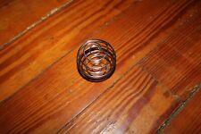 metal spring bouncing ball