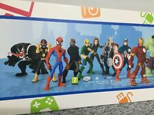 MARVEL Heroes DISPLAY MURO BAMBINI CAMERA carta pubblicità grotta R Us Disney Infinity