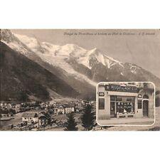 [74] Chamonix - Nougat du Mont-Blanc et bonbons au Miel de Chamonix.