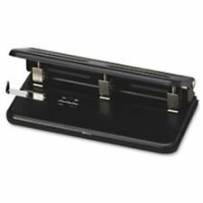 Sparco Heavy-duty Hole Punch - 3 Punch Head[s] - 30 Sheet Capacity - (spr01796)