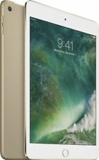 Apple iPad mini 4 64gb Wi-Fi + 4g 蜂窝移动数据 (无锁版) - 金色