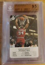1988 Fournier NBA Estrellas Charles Barkley #17 BGS 9.5