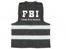 Inspector cuerpo femenino Chaleco