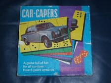 """Spears """"CAR CAPERS"""" Dice Game"""