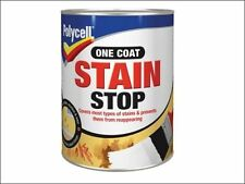 Polycell One Coat Stain Stop Paint 1 Litre