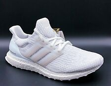 buy popular ef05d 6c32a adidas Ultraboost 3.0 CONTINENTAL Triple White Men Running Shoes SNEAKERS  Ba8841 UK 10