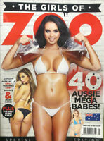 THE GIRLS OF ZOO WEEKLY 2019 SPECIAL EDITION: 40 Aussie Mega Babes