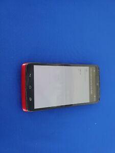 Motorola Droid Turbo XT1254 - Verizon - Red