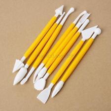 DIY Yellow Fondant Sugarcraft Cake Cutter Decor Tools Baking Modelling Tool