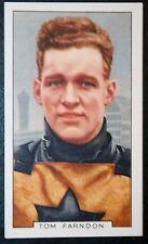 Speedway   New Cross Lambs      Farndon    Vintage Colour Card # VGC