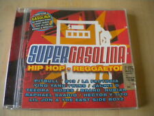 Super Gasolina	2005 CD hip hop reggaeton Pitbull Lil Jon Daddy Yankee Don Omar