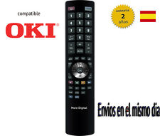Mando a distancia de reemplazo para televisor TV  OKI B15A-PH.