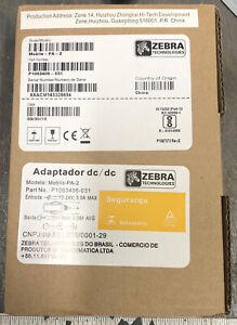 Zebra P1063406-031 Vehicle DC Adapter 25W 12V 2.08A for Zebra Printers