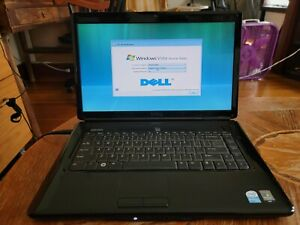 "Dell Inspiron 1545 Laptop 15.6"" Pentium T4200 2GB 320GB HDD Windows Vista Basic"
