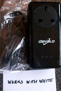 MT2276 MARKED SE Devolo black 1360 DLAN 200 AVPLUS AV PLUS PASS THRU fits1579