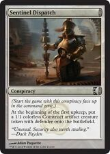 Sentinel Dispatch    EX/NM x4 Conspiracy MTG Magic CONSPIRACY CARD  Common