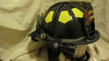 FIREFIGHTER HELMET LIGHT AND MOUNTING BRACKET, FIRE