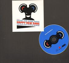 HAPPY NEW EARS 2008 CD Steve Roden Stefaan Quix Philip Jeck  Rutger Zuydervelt