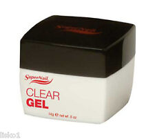 SuperNail CLEAR GEL .5 oz.