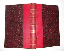 Napoléon.Oeuvres Choisies de Napoléon.A.Pujol.Ed Or.1843