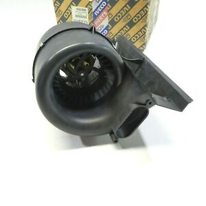 Original Iveco Daily II 1989-1999 Gebläsemotor Heizung Motor Ventilator Lüfter