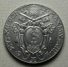1941 Vatican Pio Xi 1 Lyre FDC