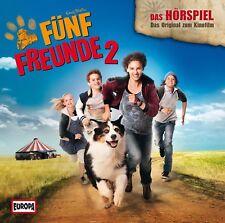 CD * FÜNF FREUNDE - HÖRSPIEL / CD ZUM KINOFILM 2 # NEU OVP =