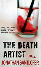 THE DEATH ARTIST new book free UK P&P