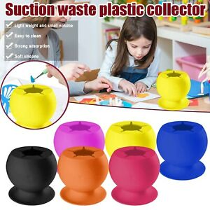 Weeding Tool Kit Weeding Waste Collector, Vinyl Silicone Suction Cup,Easy clean
