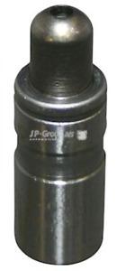 8x JP GROUP Ventilstößel 1211400300 für ALFA ROMEO FIAT OPEL SAAB