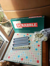 Strategy Scrabble Vintage Board & Traditional Games
