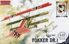 NEW Roden 1/72 Fokker Dr.I Triplane 10