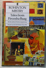 Rohinton Mistry Tales from Firozsha Baag East Indian India Short Stories Softcov