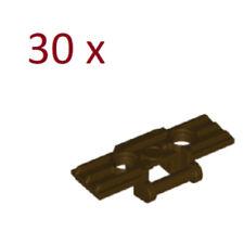 Lego große Kettenglieder Link Technik dunkelbraun 57518 88323 6003879