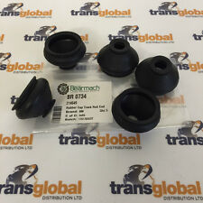Land Rover Discovery Track Rod Ball Joint Rubber Boot Cover x5 - Bearmach Parts