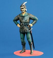 Verlinden 120mm (1/16) Robin Hood the Outlaw of Medieval England [Resin] 1139
