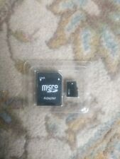 512gb micro SD card with adapter