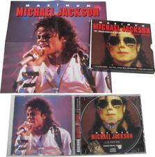 CD de musique en album années 80 michael jackson