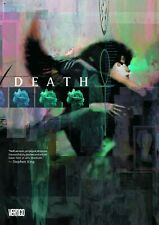 DEATH TPB by NEIL GAIMAN Sandman Comics Vertigo Winters Edge, The Wheel, etc TP