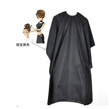 Hot Sell Adult Salon Hair Cut Hairdressing Barbers Cape Gown Cloth Waterproof