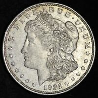 LOT (1) 1921 P or D or S Morgan Silver Dollar 90% SILVER FREE SHIPPING!