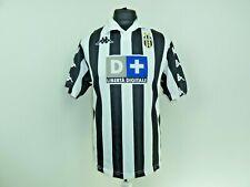 JUVENTUS football SHIRT Juve D+ Soccer Jersey   Kappa Italia maglia large
