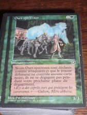 MTG Magic the Gathering OURS SPECTRAUX Homelands French Unplayed RARE