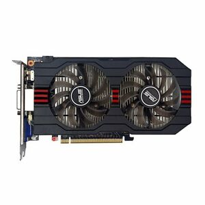For ASUS GTX750 Ti 2GB 128Bit GDDR5 Graphics Video Card Tested OK