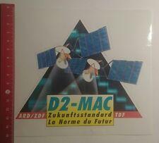 Aufkleber/Sticker: D2 Mac Zukunftsstandard ARD ZDF tdf (011216127)