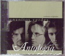ENANITOS VERDES ANTOLOGIA SEALED CD NEW GREATEST HITS BEST