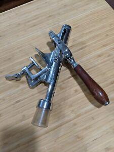 Commercial Table Bar Counter Mount Corkscrew Wine Bottle Opener Heavy duty