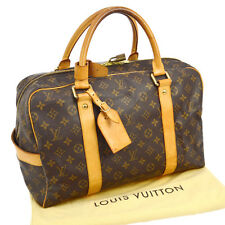 AUTH LOUIS VUITTON CARRYALL TRAVEL HAND BAG MONOGRAM VINTAGE M40074 TG00631